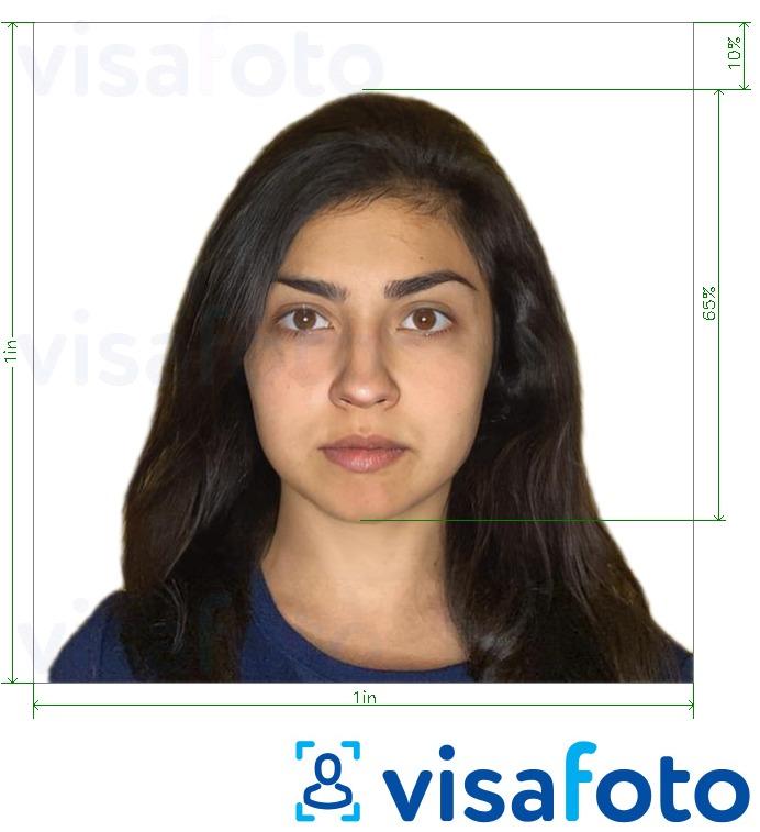 Ukuran foto buat paspor 23