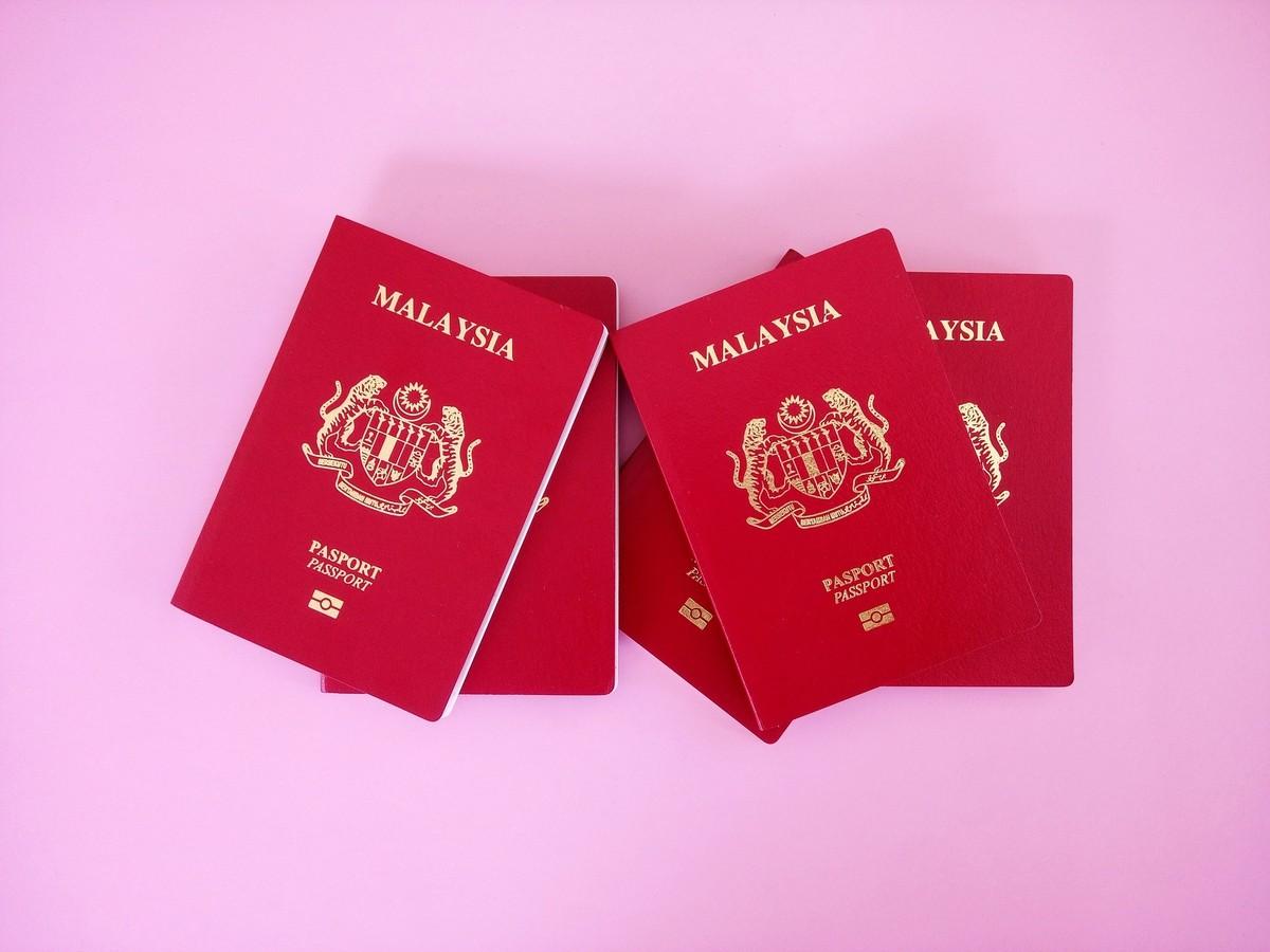 Malaysia passport photo